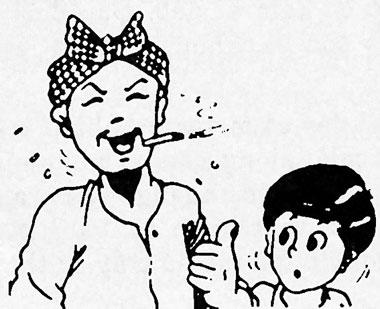 """Những """"Làng nói khoác"""" ở Việt Nam"""