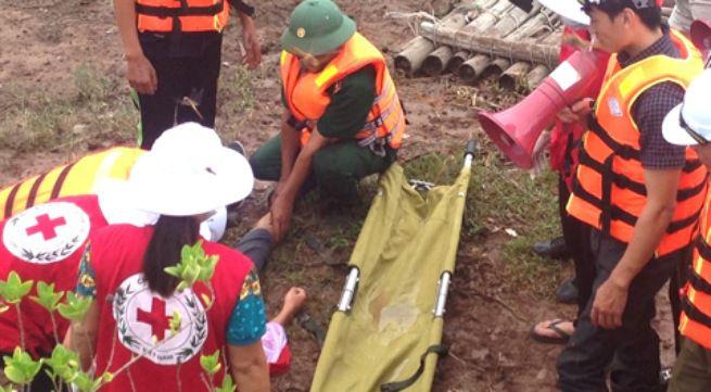 Hoa Kỳ hỗ trợ Việt Nam quản lý rủi ro thiên tai và sơ cấp cứu
