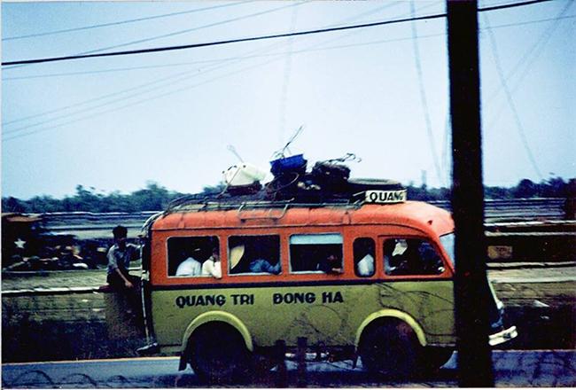 Côi chuyến xe về Quảng Trị