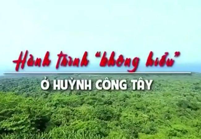 """Khám phá Việt Nam: Hành trình """"không hiểu"""" ở Huỳnh Công Tây"""